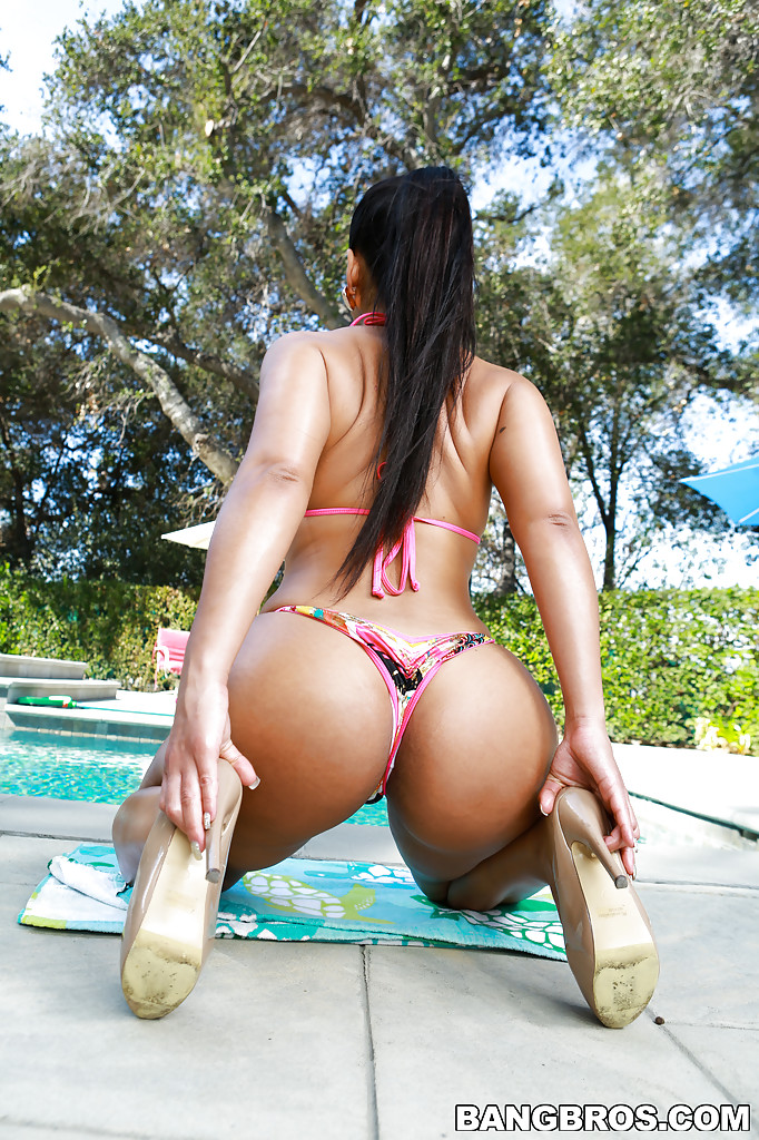 Bubble booty latinas