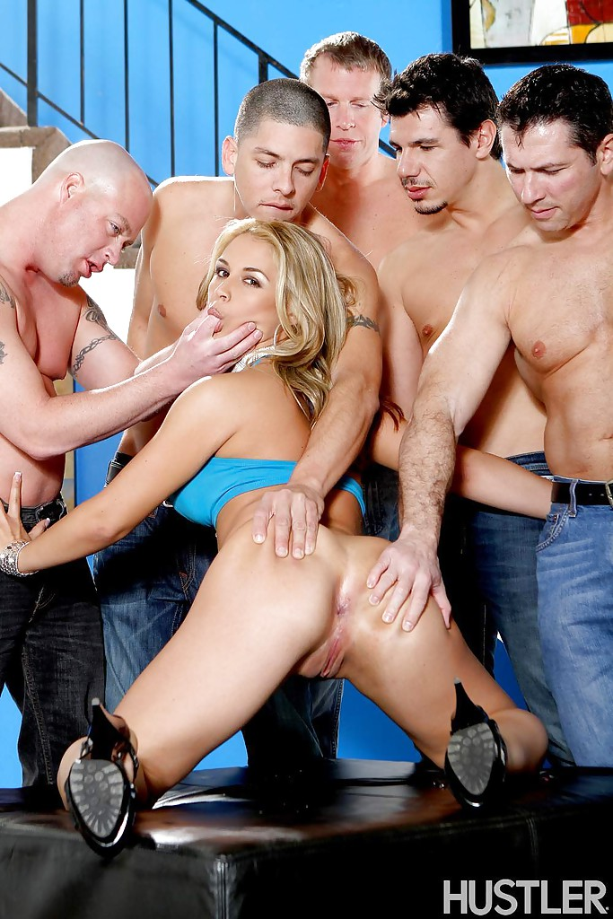 Lessons passwords gangbang