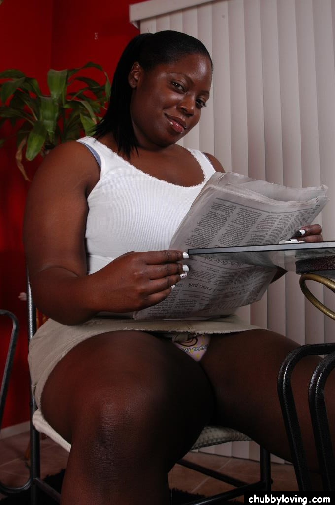 ebony fat girl porn