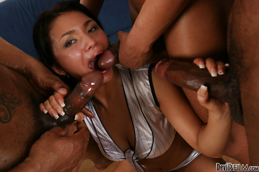Sex black hot