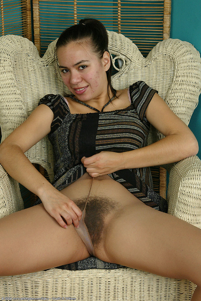 girl vagina Asian hairy