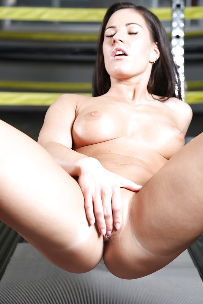 Pure xxx films athina loves the gym - 2 part 3