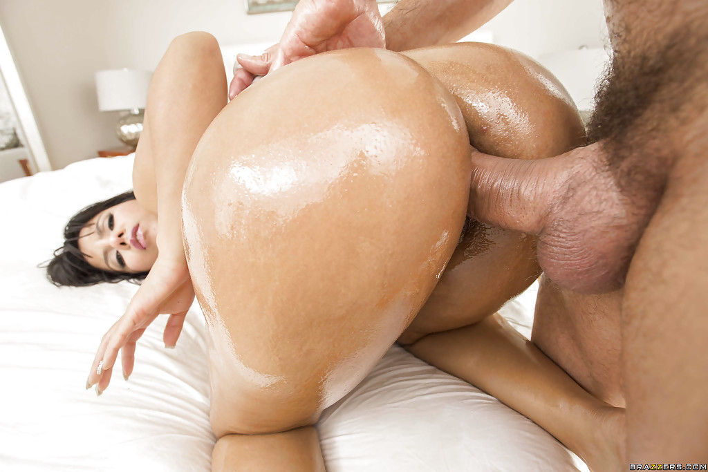 Oiled Ass Fuck