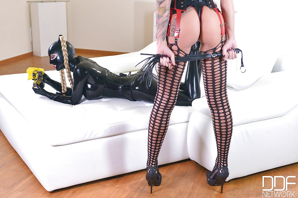Warm Kayla Green and Latex Lucy shoot glamourous Bdsm action flick porn photo #317870688 | House Of Taboo, Kayla Green, Latex Lucy, Ass, Bondage, Close Up, Foot Fetish, High Heels, Latex, Lesbian, Stockings, mobile porn