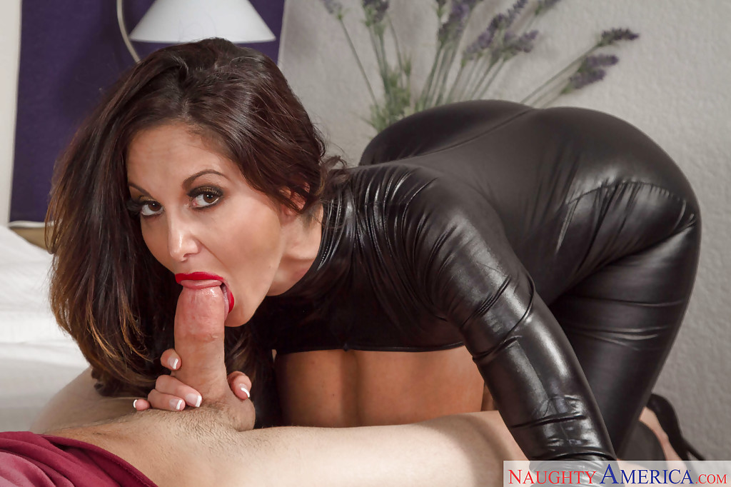 latina cum facesitting - ... Amateur Latina Ava Addams gets her cunt banged after face sitting ...
