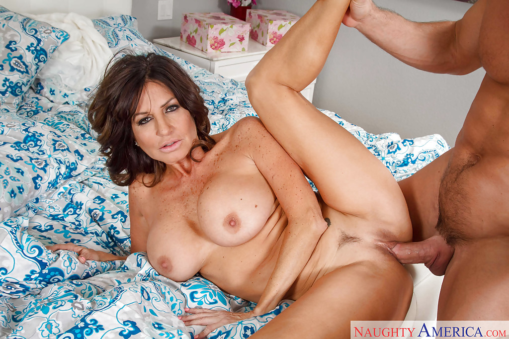 Milf asks young neighbor for anal
