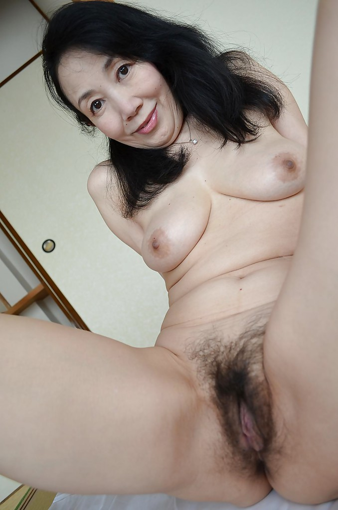 Mature asian hairy vagina hot porno