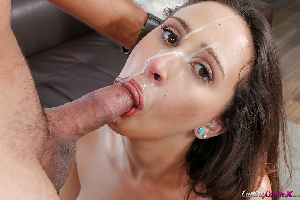 Ashley adams cum shot and a facial on your date 6