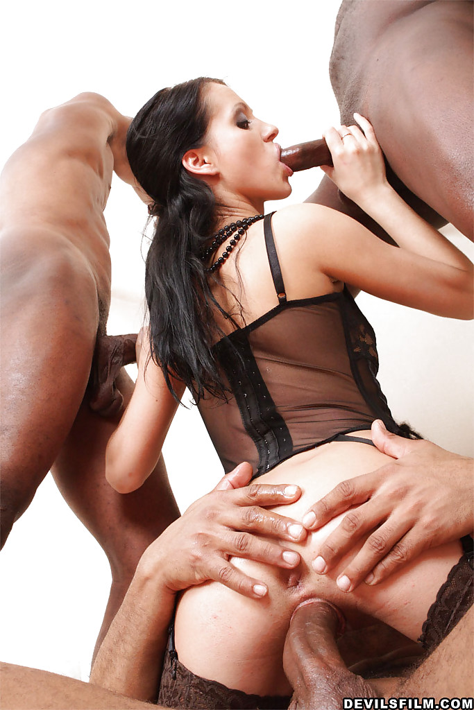 Gangbang sex image something