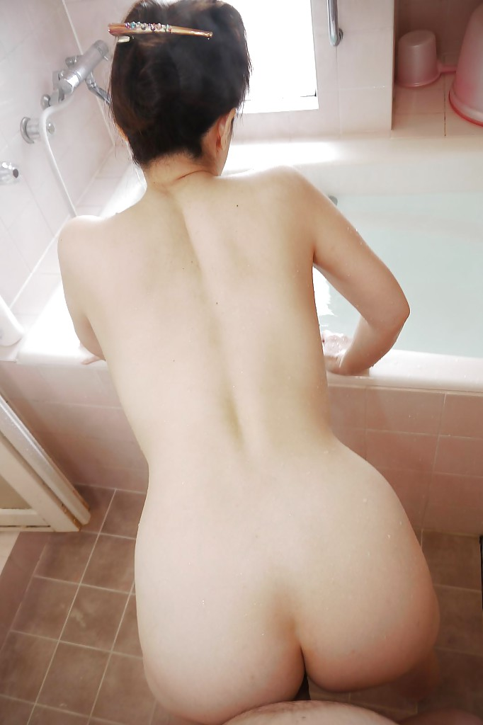 Big ass asian fucked