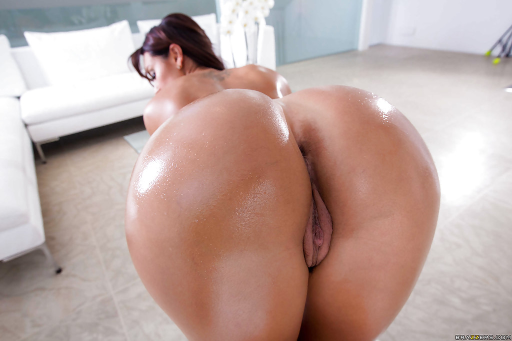 oil ass sex babe