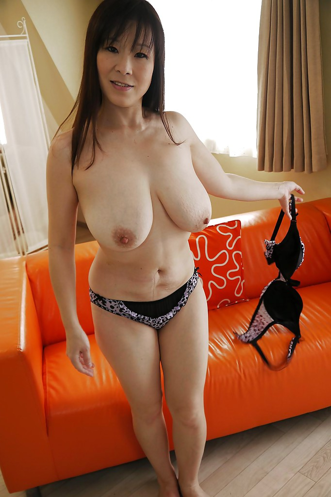 Perfect asian big tits