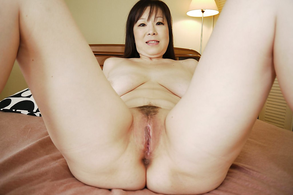 Asian Big Pussy Porn - ... Masae Hamae and her perfect Asian big tits and pussy being exposed ...