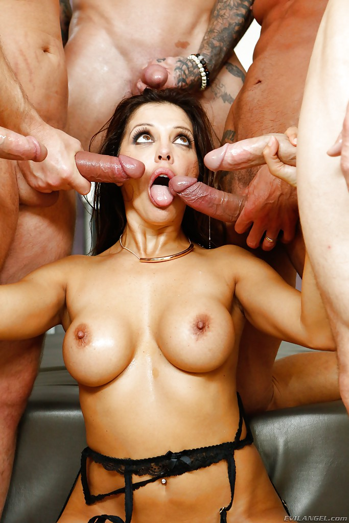 Milf Pornstar Francesca Le Gets Anal Banged Face Drenched In Huge 4porn 1