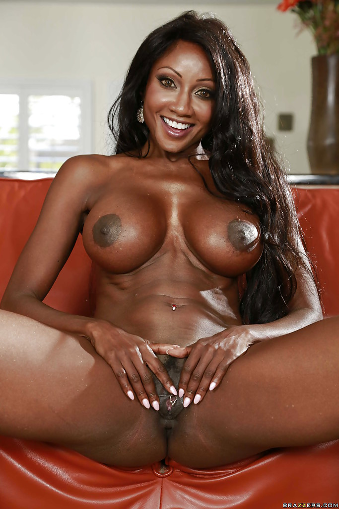 Big mature ebony