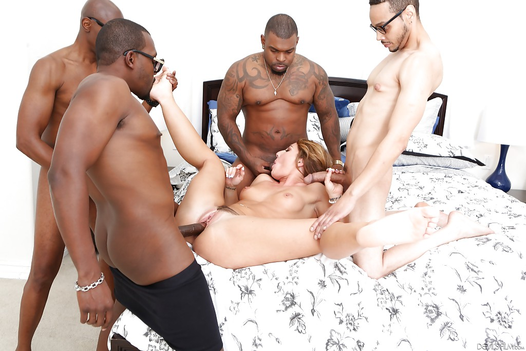 Teens get gangbanged by black studs, china sexy photo