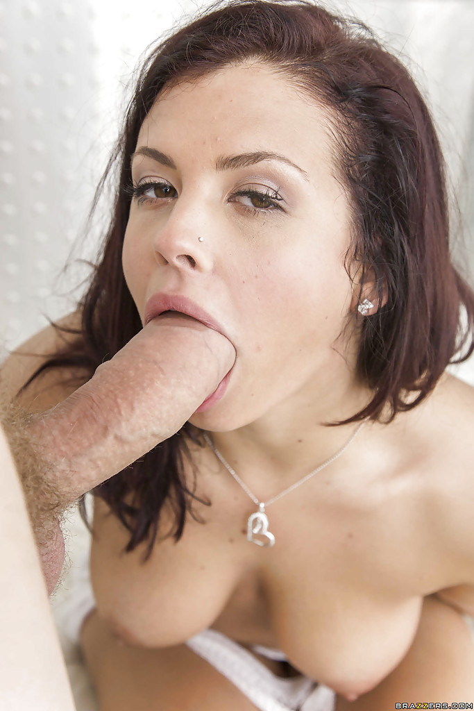 something is. thick brunette sucking and fucking a big brutal dildo that necessary. interesting theme