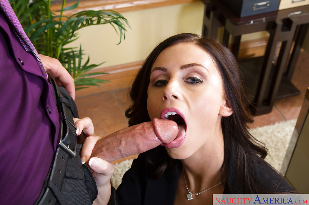 My wife sucking off me and two guys we met online - 2 2