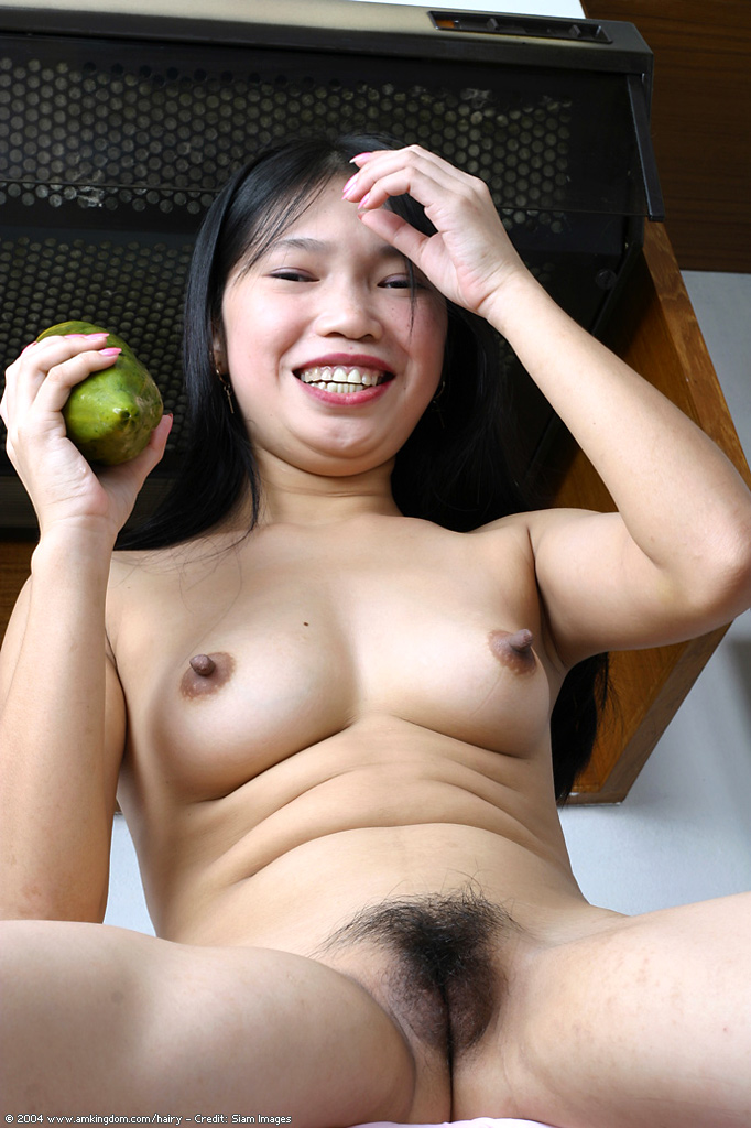 Asian pornstars with hairy pussies know