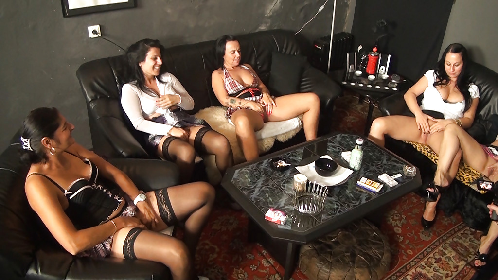 Group Masturbation Party