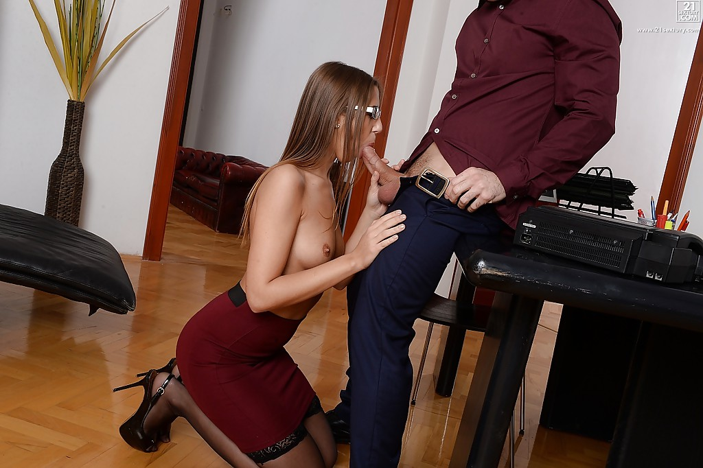 Secretary stories suck cock