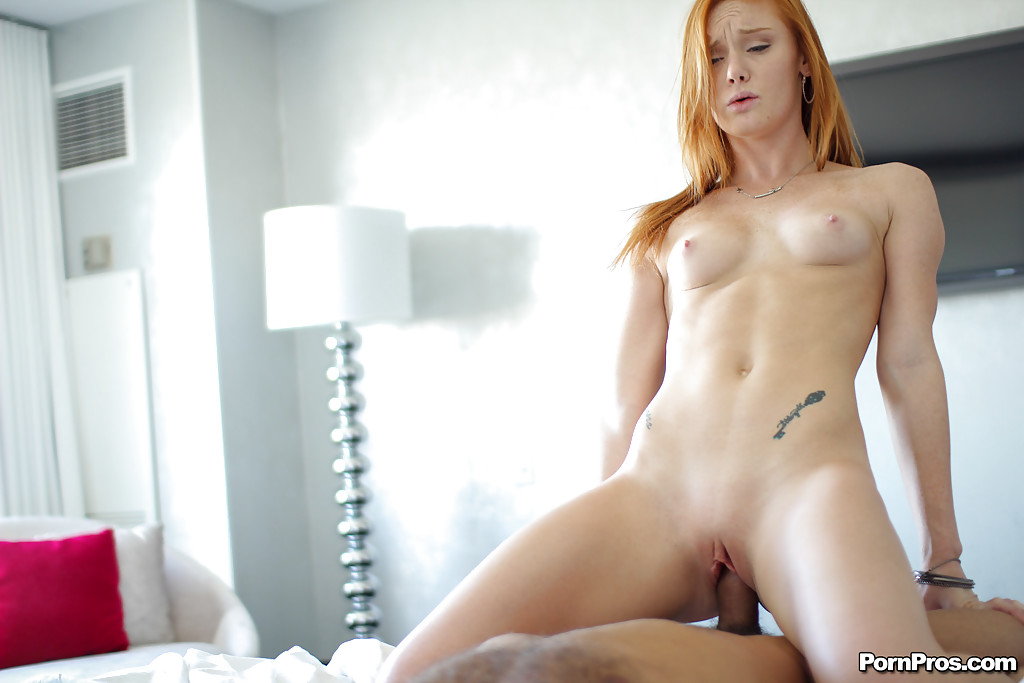 Brunette anal only