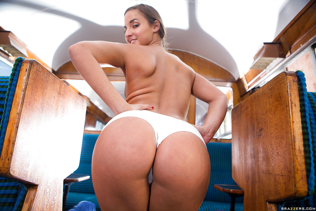 congratulate, this stellar peach flaunts massive butt and gets anus rode join. All above