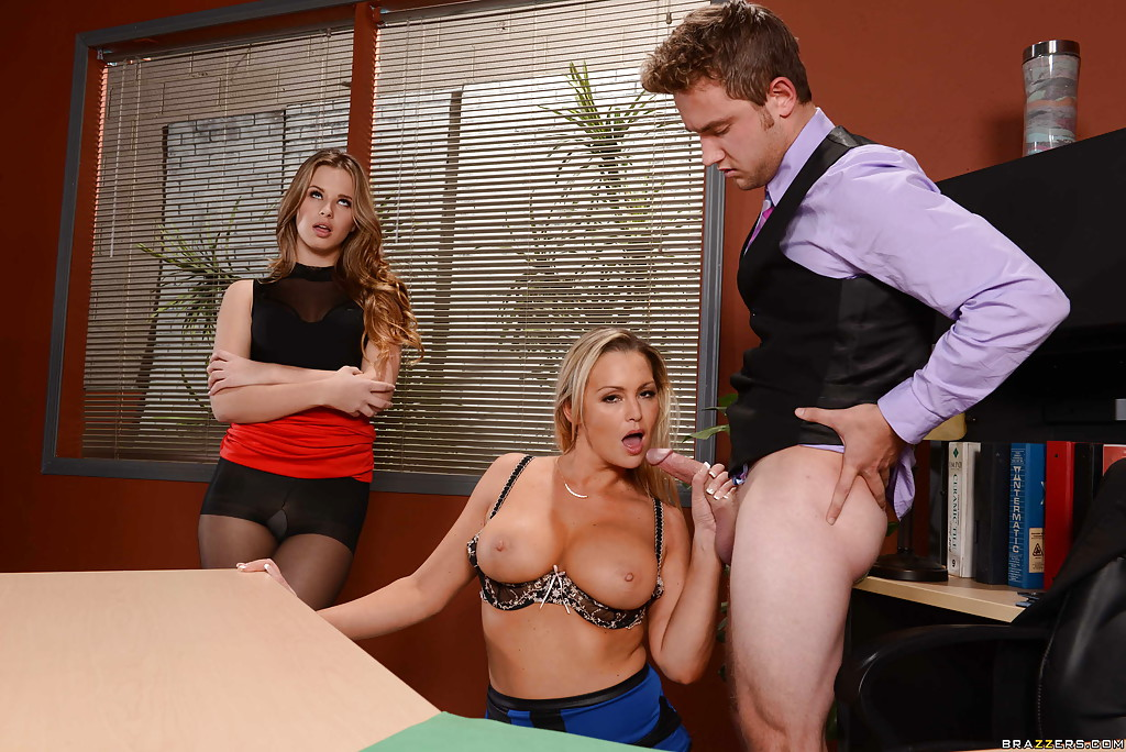 Abbey brooks office slut