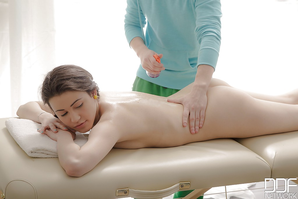 Pussy massage relaxing