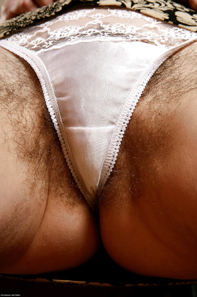 pussy panties and and Hairy