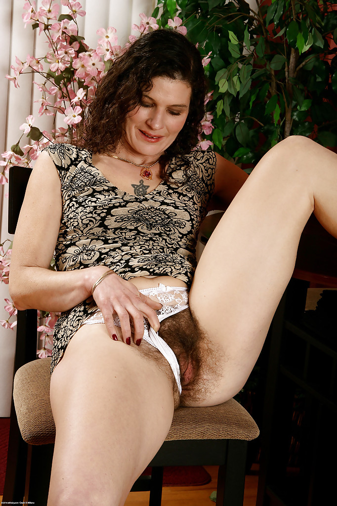 Vintage Hairy Vaginas
