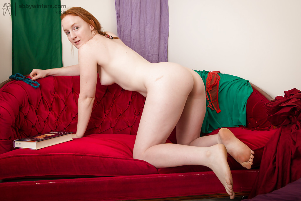 Real redhead isabel hairy pussy love salsa outdoors 1 - 2 8