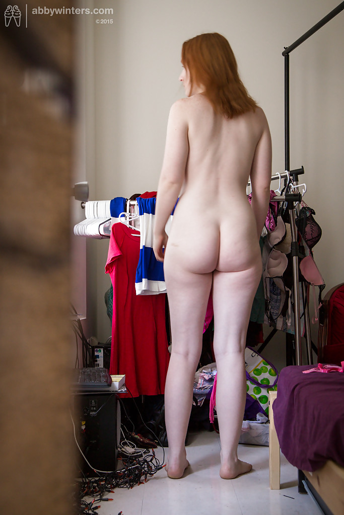 amateur Naked ass