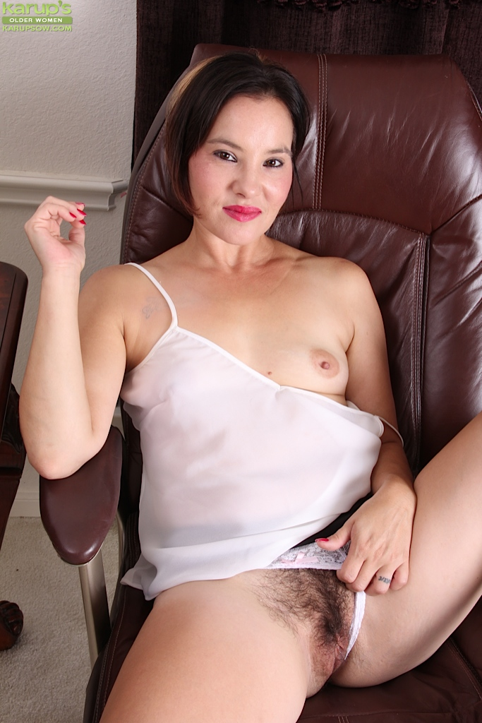 Mature asian pusssy