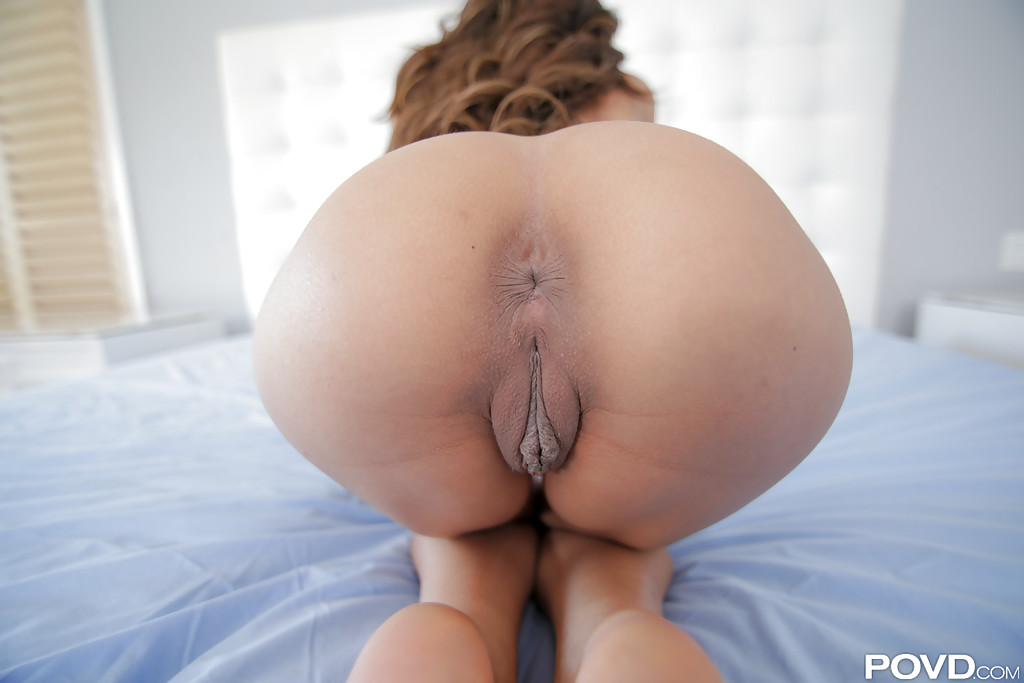 Big perfect ass and pussy think