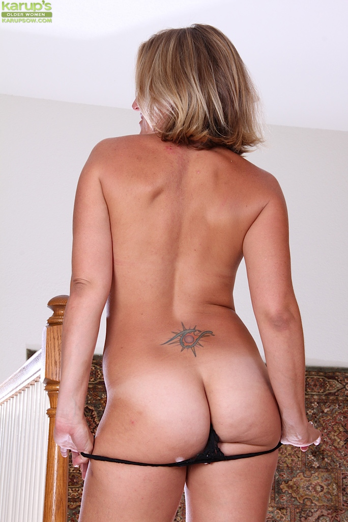 Ass real amateur nude