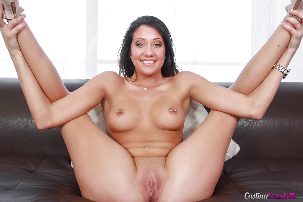 First timer Brooke Myers takes off blouse to expose pierced nipples porn photo #324561076 | Casting Couch X, Brooke Myers, Amateur, Ass, Babe, Big Tits, Brunette, Close Up, Piercing, Pussy, Shaved, Shorts, Spreading, Undressing, mobile porn