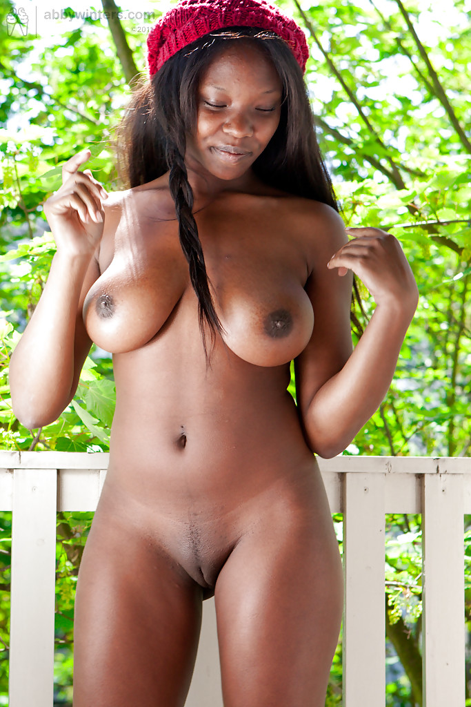 Black Booty Naked Women