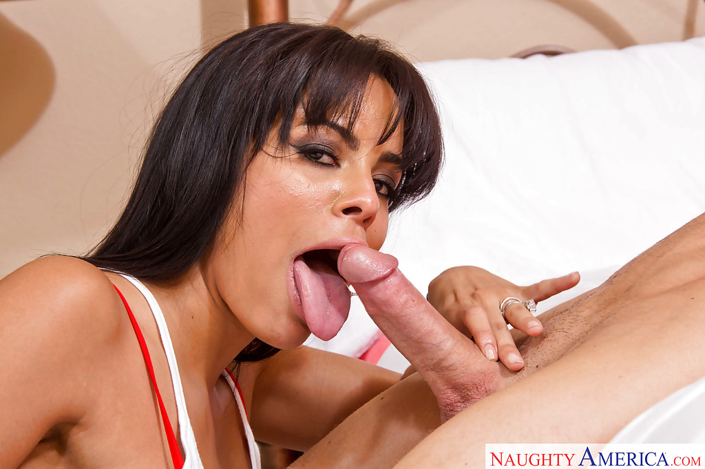 Latina dirty blowjob, girl tantra