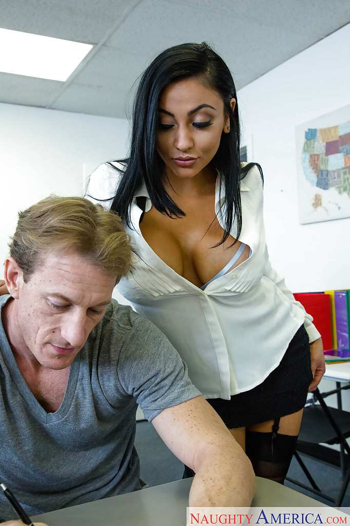 audrey bitoni teacher fuck