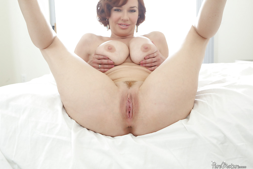 and asshole mature redhead pussy