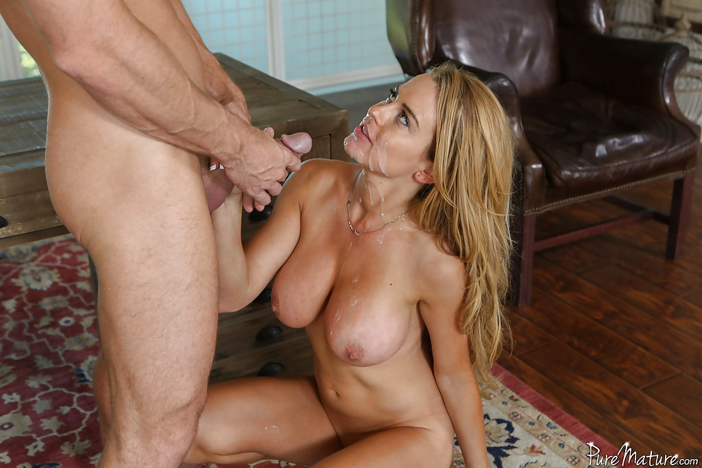 Mature jo juggs gets big tits and pussy fucked - 1 part 6