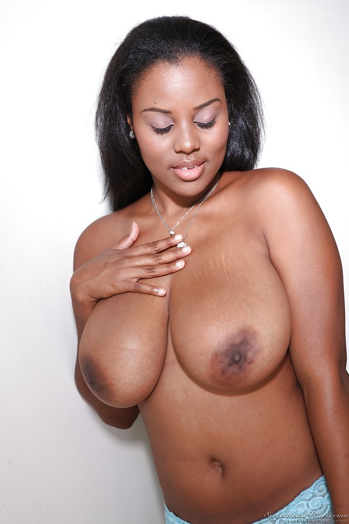 Big Massive Black Boobs