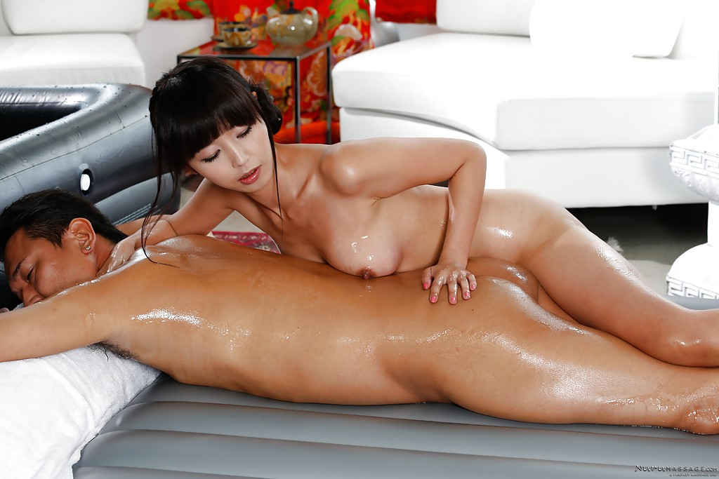 Pity, asian masseuse happy ending are not