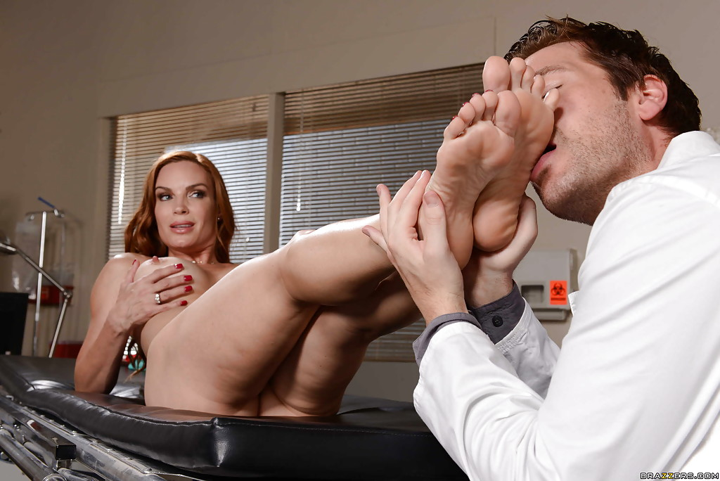 Russian girls doctor fetish foot movies