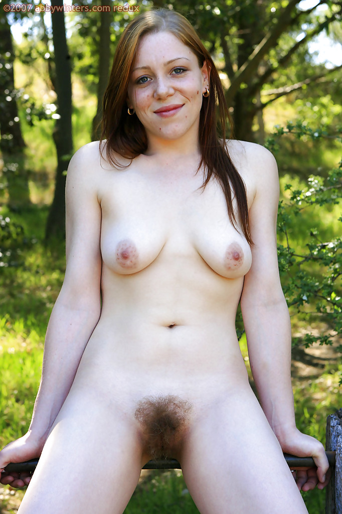 Hairy nude naked nudist girls excited too