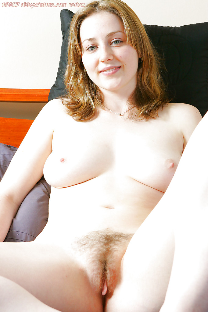 winters hairy big tits Abby