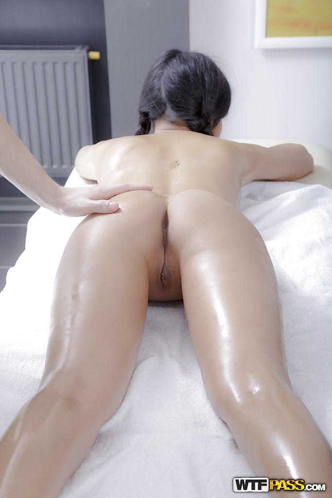 sex massage Asian oil