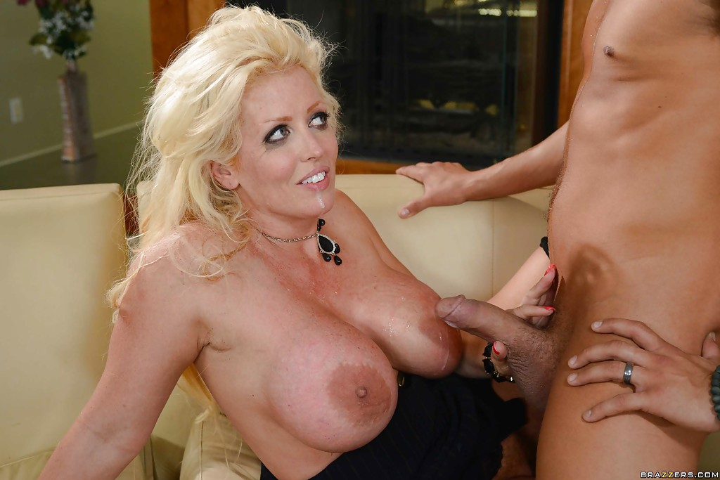 Milf leans back for two loads 3