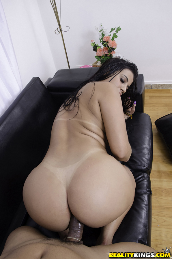 Sexy Latina Big Ass Pov